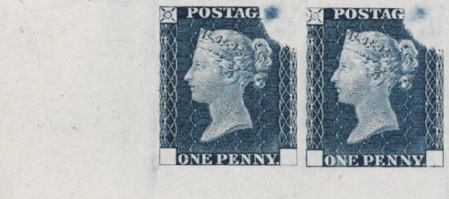 Ekscentriškos aristokratės pašto ženklų kolekcija parduota už milijonus svarų