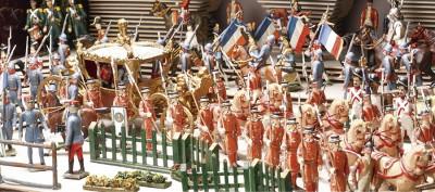 Malcolm Forbes žaislų kolekcija parduota už milijonus dolerių