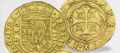 Aukcione parduota viena nuostabiausių ir vertingiausių europietiškų monetų kolekcijų